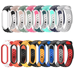 Replacement Watch Strap Wrist Band for Huami Amazfit Band 5 / 6 NFC Smart Watch