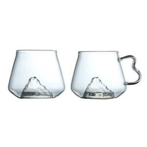 Mountain Whiskey Glass   Beer Glass Wine Water Tea Cup Whiskey Glasses Set Bar D