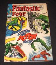 FANTASTIC FOUR #71 FN/VF (7.0) - 12¢ cover Marvel Comic | Mad Thinker's Android