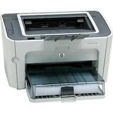 HP LaserJet P1505n Printer CB413A, Gently Used, Toner Included