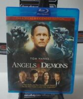 Angels And Demons Blu-ray, Region Free, PG-13