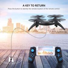 Pieghevole Mini RC Drone WIFI FPV Tasca Selfie Quadcopter Telecamera Elicotteri