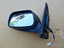 01 02 03 TOYOTA PRIUS FOLDED LEFT POWER DRIVER SIDE VIEW MIRROR OEM