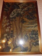 painting looks like tapestry trees