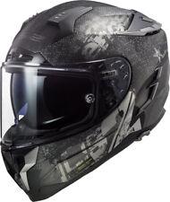 Helm LS2 FF327 Challenger Flex schwarz matt Gr. 3XL Motorradhelm