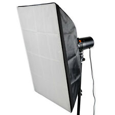 "16x24"" Softbox Diffuser with Mount Ring for Studio Strobe Flash"