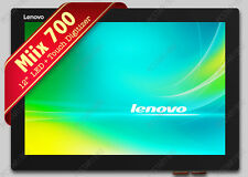 """Lenovo IdeaPad Miix 4 700 6Y54 80QL 12"""" NEW LED LCD Touch Screen Assembly FAST!"""