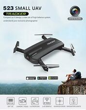 JXD 523 Tracker Selfie Drone -altitude Hold HD Camera WiFi Foldable Pocket FPV