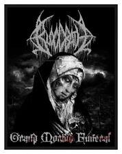 BLOODBATH - Patch Aufnäher - Grand Morbid Funeral 8x10cm