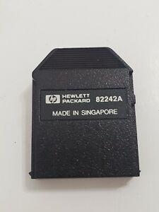 Infrared Printer Module HP 82242A for use with HP 41C / 41CV / 41CX Calculators.