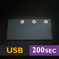 200s MAGNET 3 BUTTON BLACK USB MP3 device voice module music cards sound musical