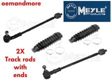 MEYLE TIE TRACK ROD WITH ENDS & BOOTS PAIR GOLF MK3 & VENTO INC GTI & VR6 X2