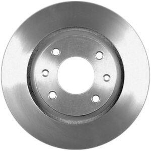Disc Brake Rotor-Premium Brake Rotor Front Bendix PRT1648
