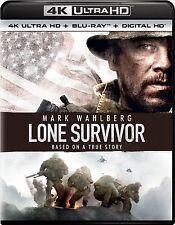 LONE SURVIVOR  (4K ULTRA HD) - Blu Ray -  Region free