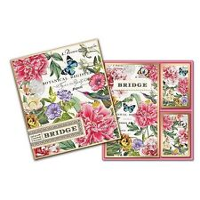 Michel Design Works BRIDGE SET ~ PEONY (NEW)