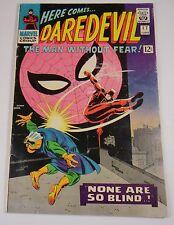 DAREDEVIL #17 SPIDER-MAN VF-