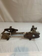 VINTAGE WINCHESTER CLAMP ON ICE SKATES
