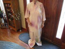 Vintage Japanese Kimono Robe Authentic