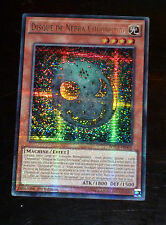 Yu-Gi-Oh SECRET RARE CARD CARTE WSUP-FR001 DISQUE DE NEBRA CHRONOMAL FR VF NEUF