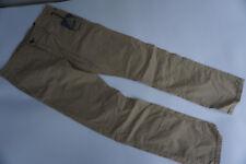 BLUE FIRE Grizzly Herren Jeans Hose regular 32/34 W32 L34 beige used NEU AD29