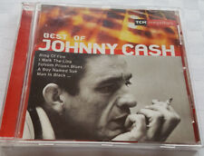 Best of Johnny Cash, Sampler-CD 2001 TCM megastars Sony