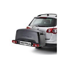 Porte-velos 2 velos Westfalia Bc60 coffre sur attelage Rabattable