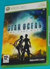 Star Ocean - The Last Hope - Microsoft XBOX 360 - PAL Ita