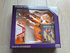 G1 Transformers Takara ehobby Sunstorm 89 MISB E-hobby Starscream Seeker