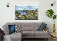 Contemporary (1980-Now) Large (up to 60in.) Landscape Art Prints