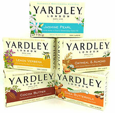 Yardley Lemon Verbena Natural Moisturising Bath Bar 120g