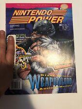 Nintendo Power Magazine Primal Rage Poster Volume 73 June 1995 Donkey Kong Cards
