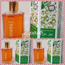 2 PACK OF Attar Full 100ml By Ahsan Perfumes Jasmine Eau De Parfum Spray