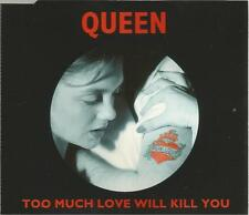 Queen - Too Much Love Will Kill You 1996 CD single