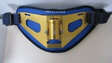Alutecnos Stand-Up Fighting Belt For Big Game Fishing- Blue - High Quality