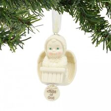 Department 56 Snowbabies New 2015 CHILD OF GOD Snowbaby Ornament 4045800
