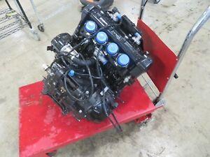 EB707 2012 12 KAWASAKI NINJA ZX 1000 ENGINE MOTOR & TRANSMISSION