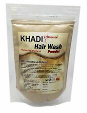 Khadi Omorose Hair Wash Powder (Dry Shampoo) -100% Organic 100 Grams