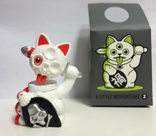 """Ferg A Little Misfortune Headless Cat White Bloody Chase Collectible 2.5"""" Playge"""