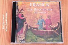 César Franck - Les Béatitudes Oratorio - Helmut Rilling - 2CD Brilliant Classics