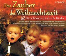 DOPPEL-CD - Der Zauber der Weihnachtszeit - Die schönsten Lieder für Kinder