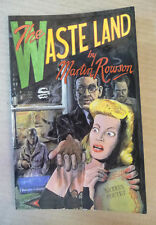 the wasteland by martin rowson perennial library