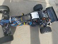 HPI Baja 5b VP Race Buggy