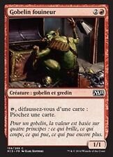 MTG Magic M15 FOIL - Rummaging Goblin/Gobelin fouineur, French/VF