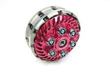 Ducati einstellbare Antihopping Kupplung rot mit Kupplungskorb NEU