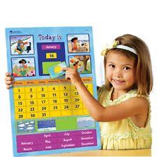 Los recursos de aprendizaje-montable en pared magnética aprendizaje Calendario