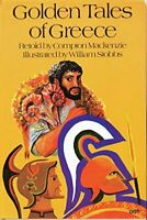 Golden Tales of Greece by Mackenzie, Sir Compton Hardback Book The Fast Free