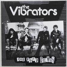 Vibrators - The 1977 Demos RED VINYL Knox Urban Dogs UK Subs Members Eater Punk