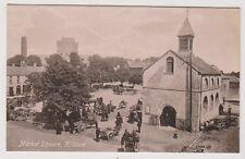 More details for ireland postcard - market square, kildare (a62)
