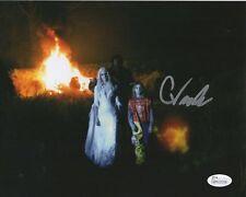 Chase Wright Vanek Autograph 8x10 Photo Halloween 2 Signed JSA COA H2