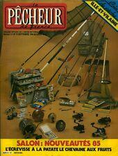 Revue le pêcheur de France No 18 Septembre 1984